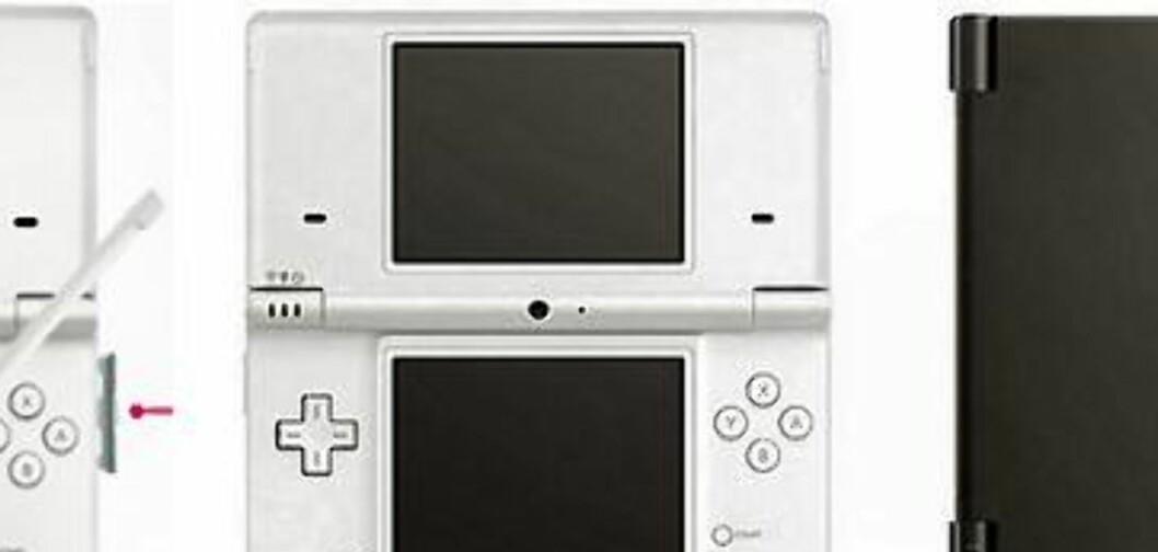 Nintendo DSi er litt bedre