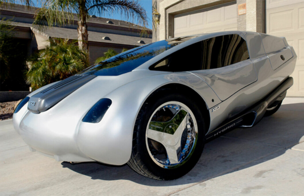 Hybridbil for nevedyktige