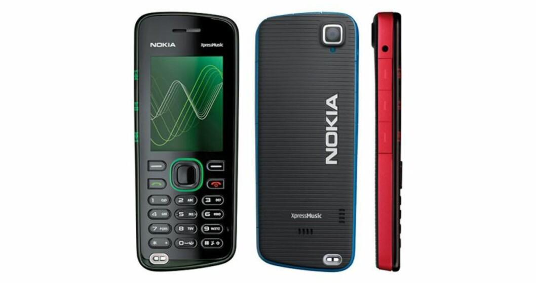 Test: Nokia 5220 XpressMusic