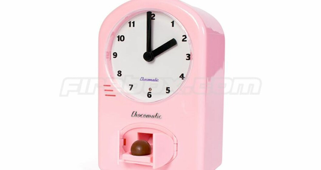 Sukkersøt klokke