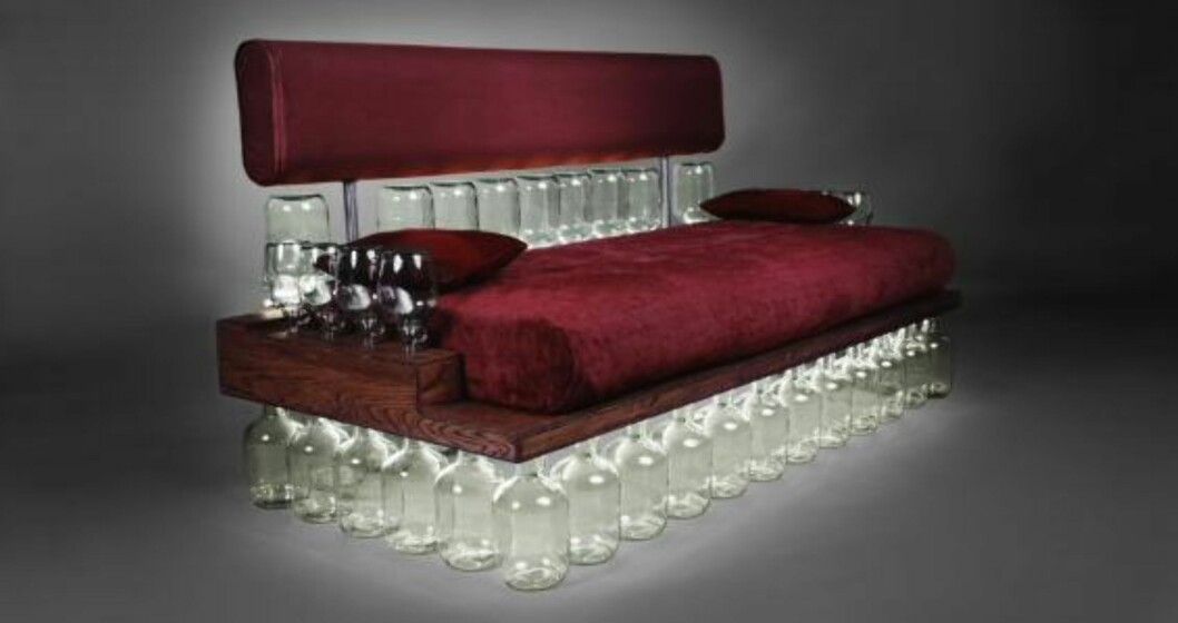Vinprodusent blir sofaprodusent