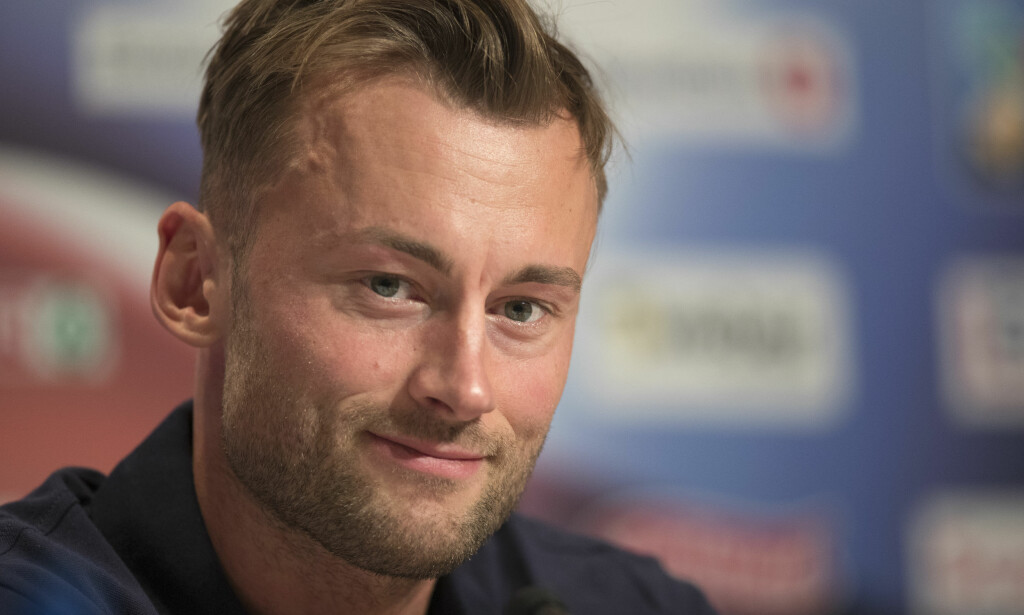Lillehammer  20171201. Petter Northug jr. på fredagens pressekonferanse helgens verdenscup i langrenn. Foto: Terje Bendiksby / NTB scanpix