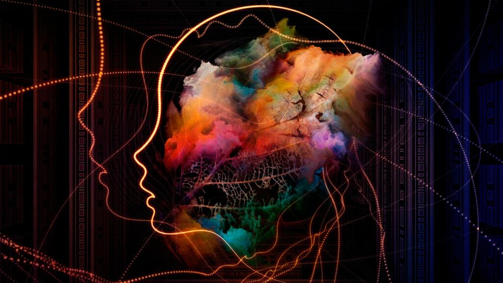 HALLUSINASJON: Du hører, ser, lukter eller smaker ting som ikke er der. En hallusinasjon er et sansebedrag. Foto: NTB Scanpix/Shutterstock