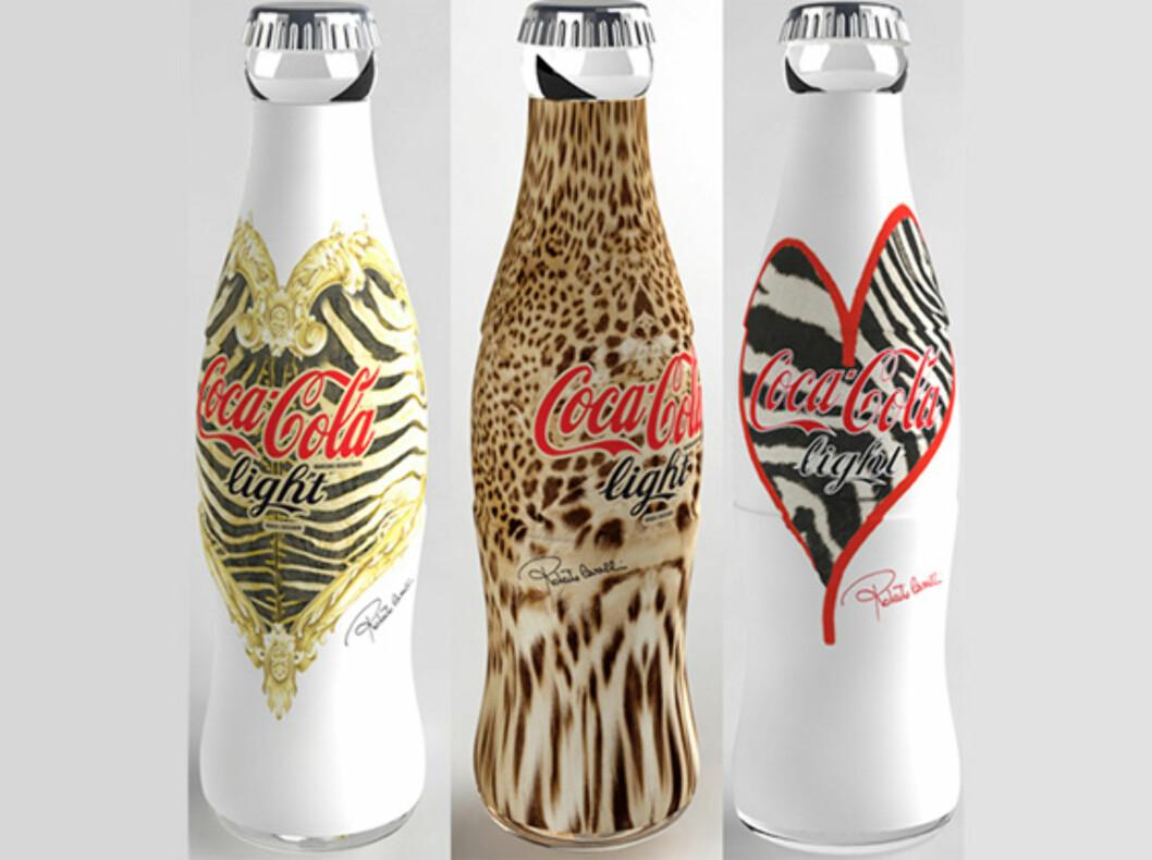 Coca Cola for interiørslaver