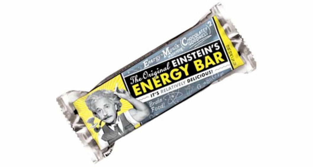 Kaloribombe med energismell