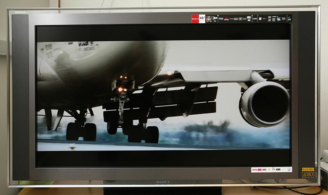 TEST: Sony KDL-46X3500