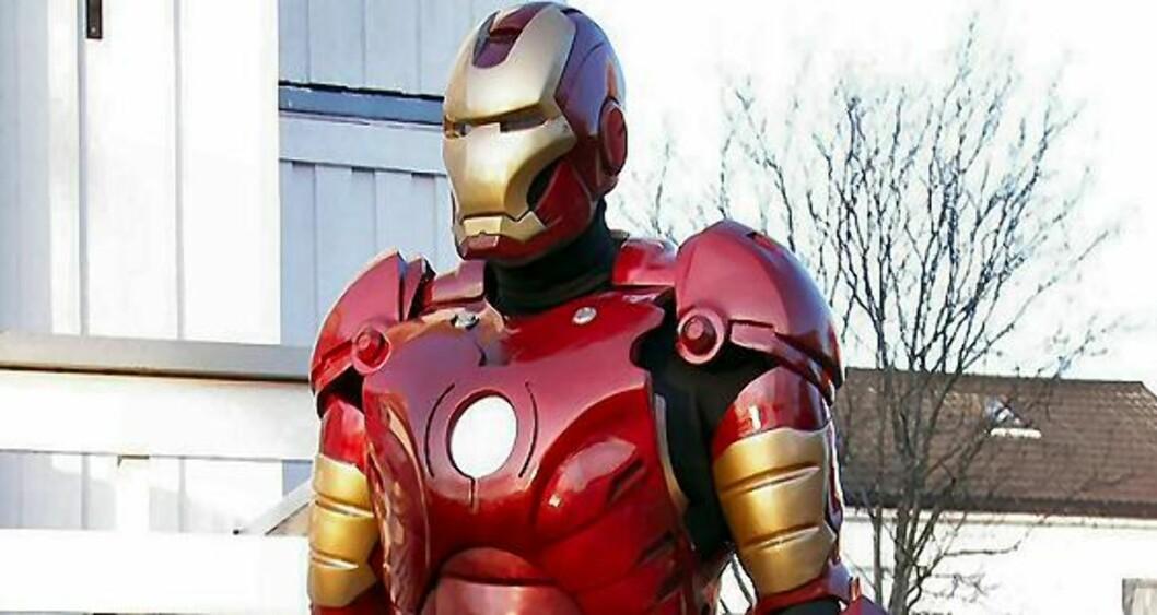 The Iron Man bor i Norge