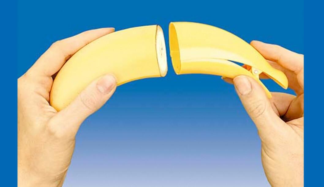 Du kommer til å gå bananas