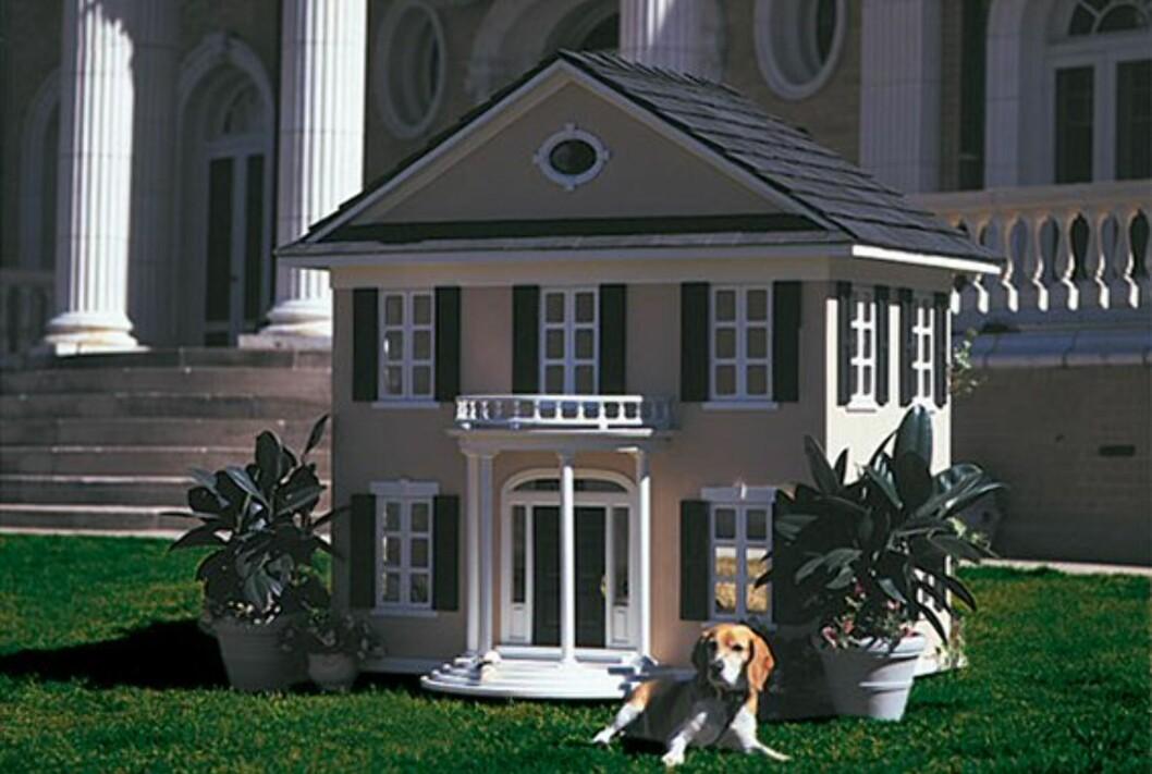 Luxury Doghouses