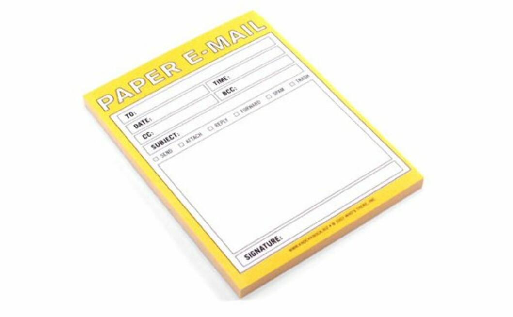 Paper E-mail