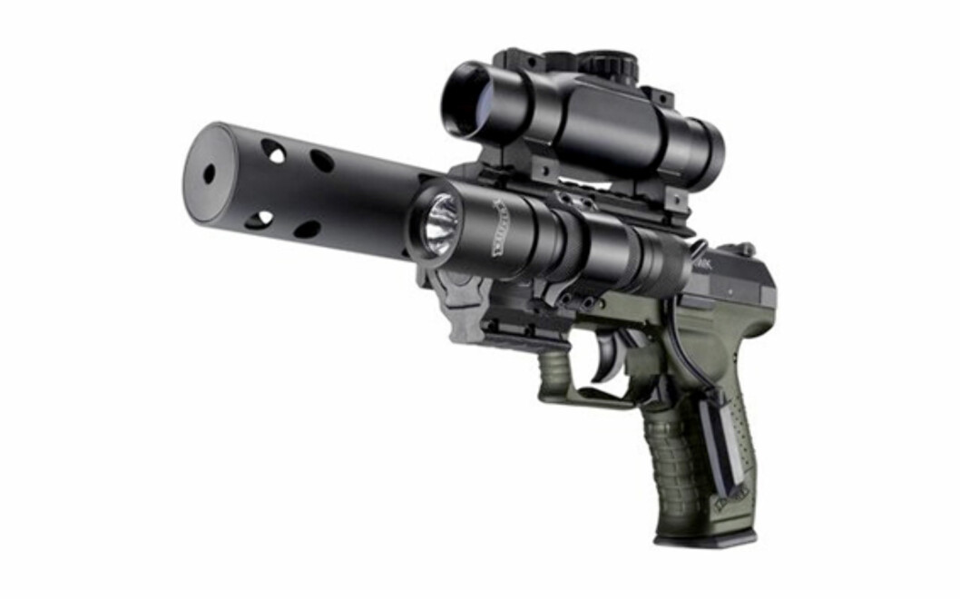 Luftig våpen