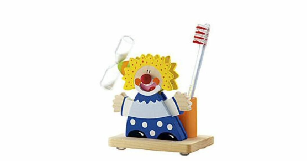 Circus Toothbrush Timer