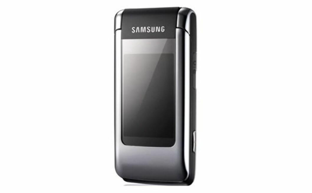 Samsung G400 på vei