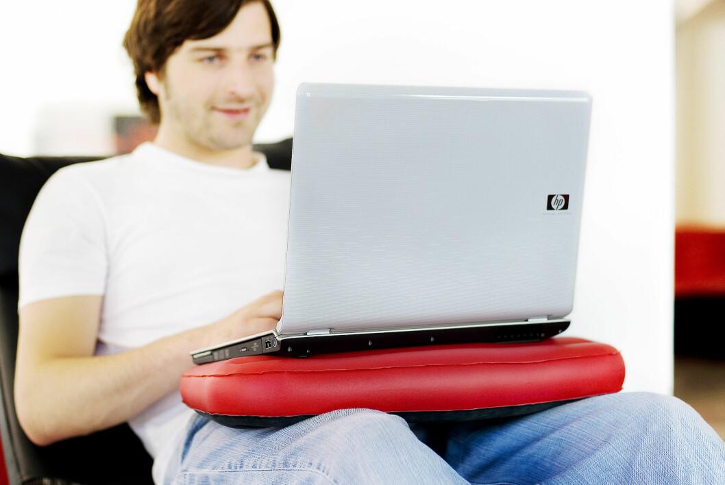 Her er redningen mot varme laptoper