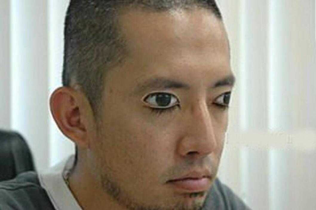 Eyelid Stickers får deg til å se våken ut