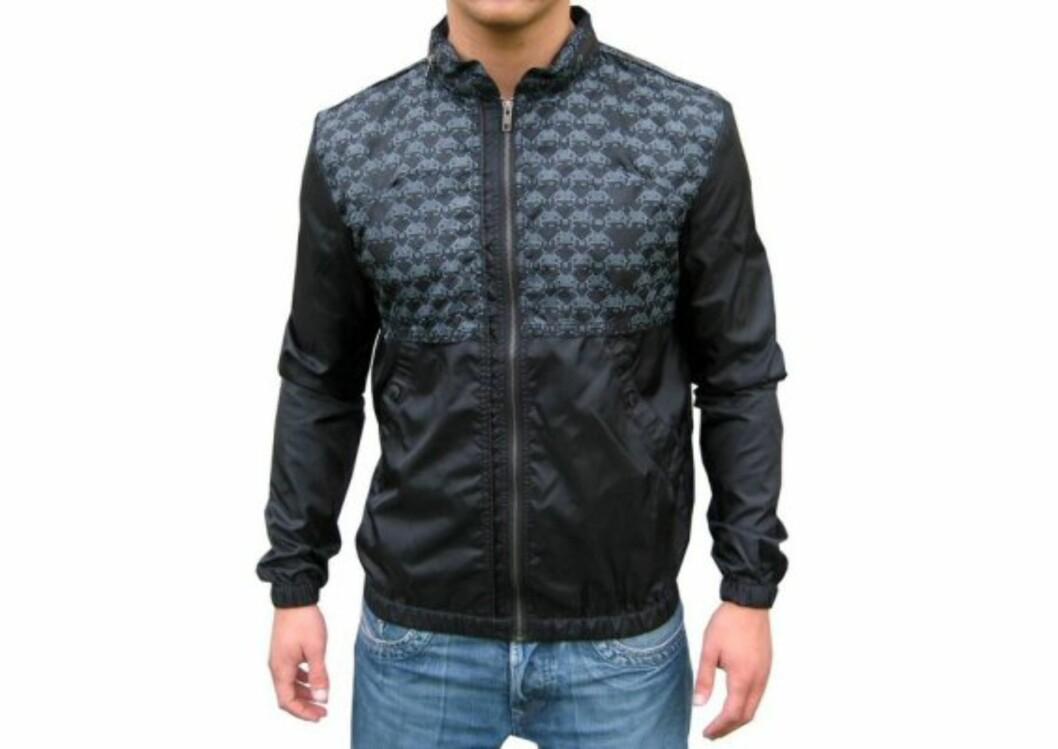 Her er Space Invaders-jakka