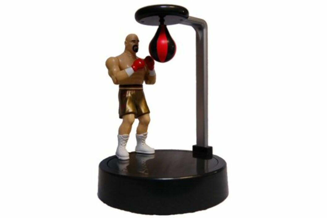 USB Boxer slår fra seg