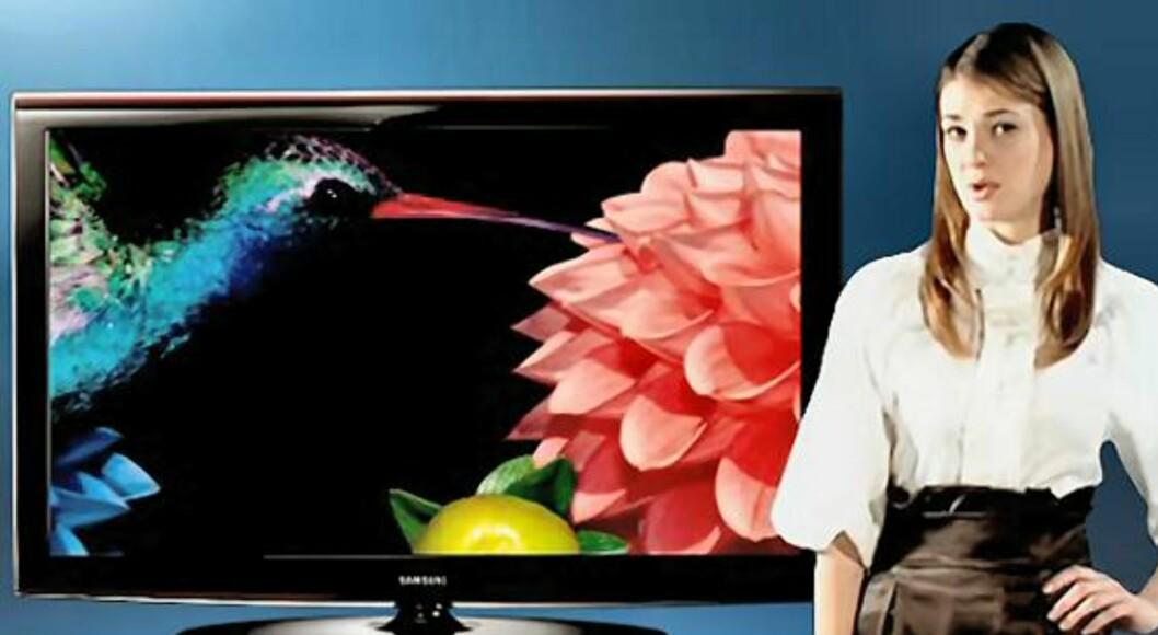 Se Samsungs nye super-TVer