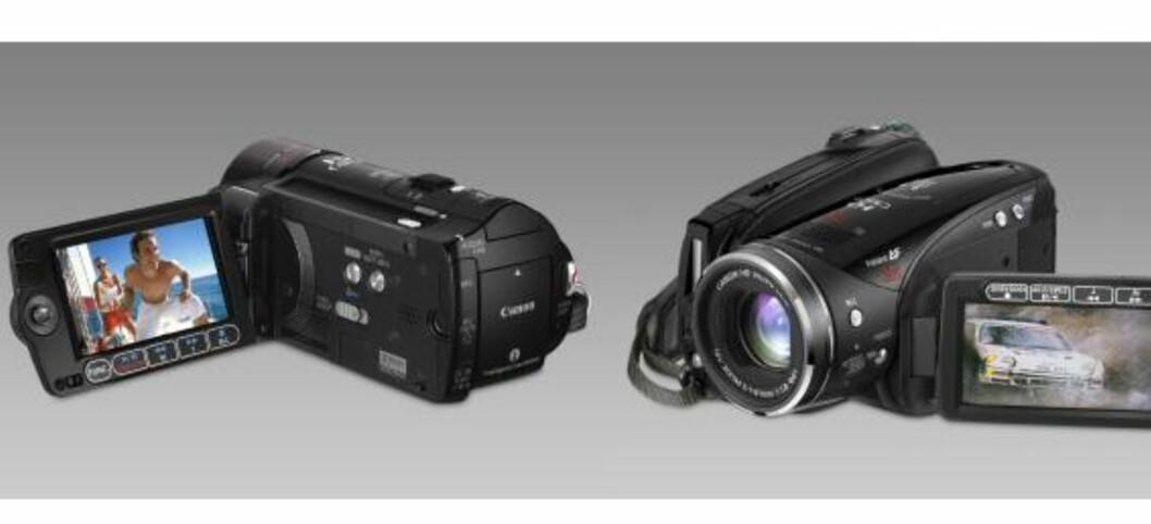 Canon vil overta HD-markedet