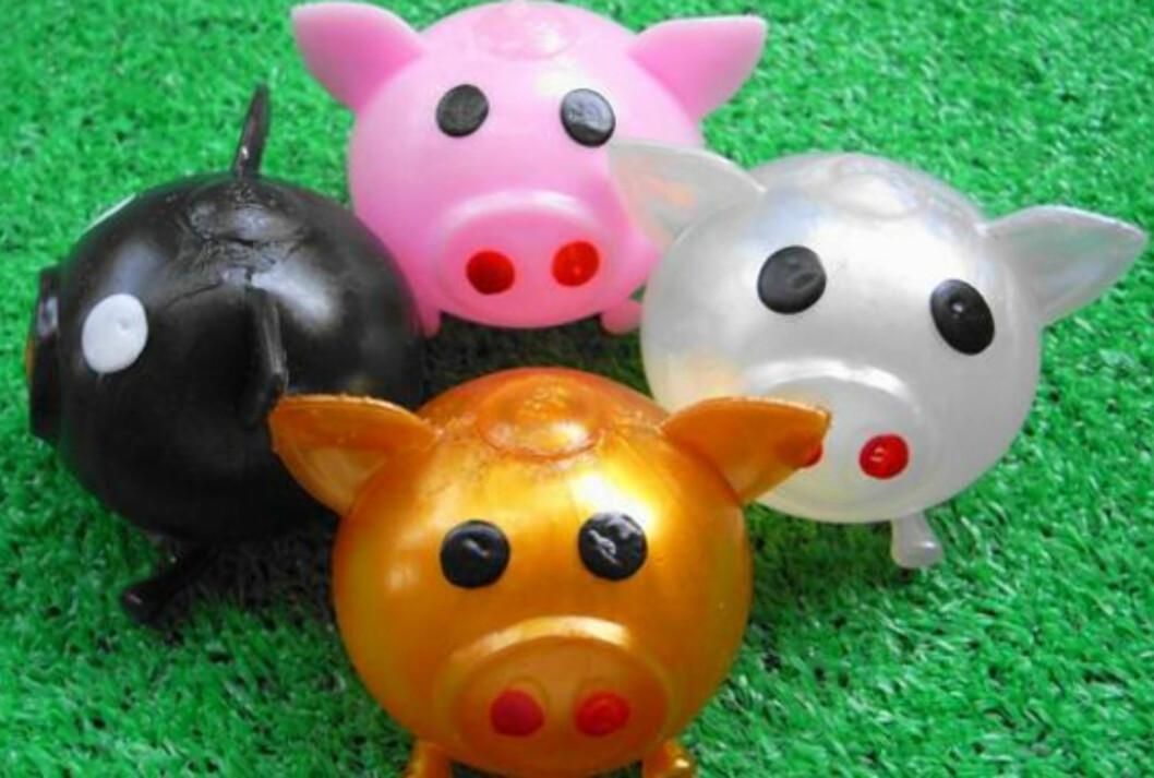 Lokuloku er en liten gris