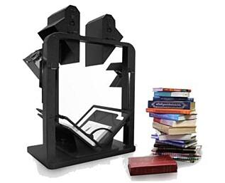 Ripper bøkene dine