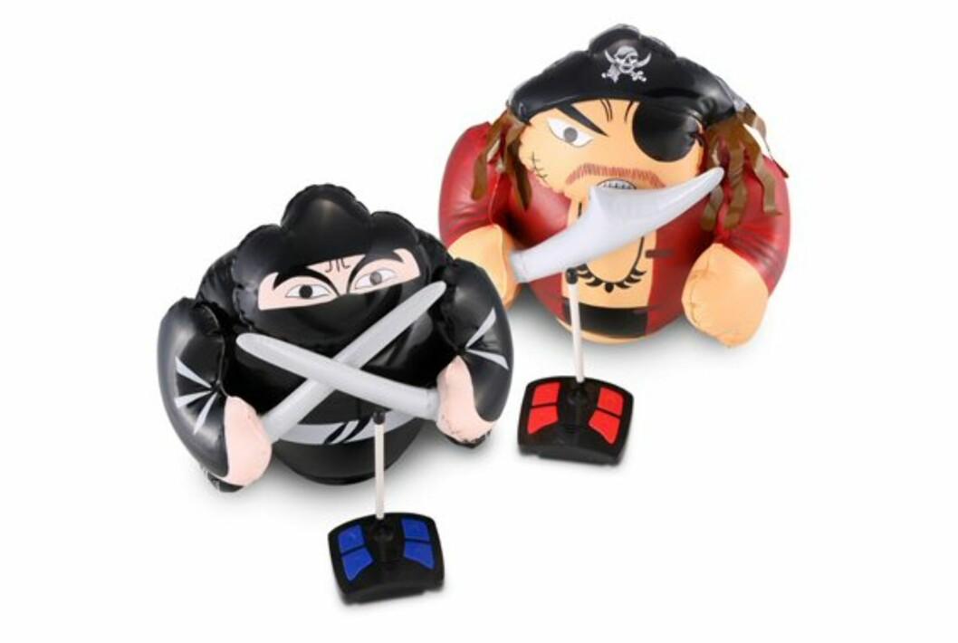 Pirat vs Ninja