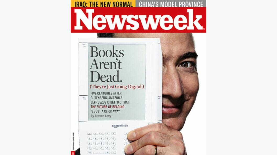 Foto: Faksimilie fra Newsweek