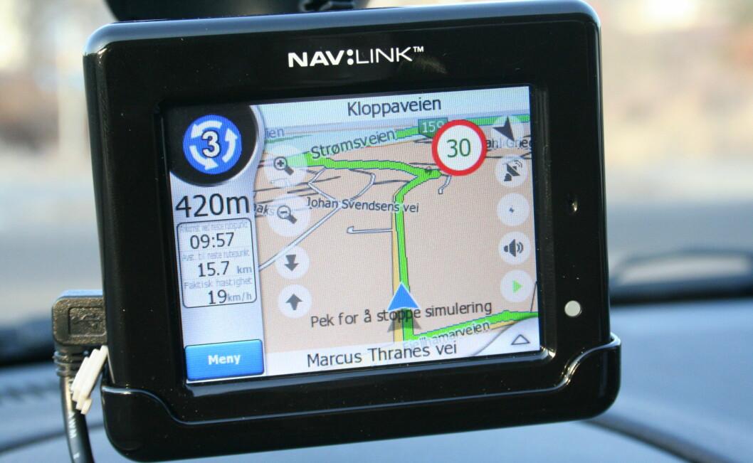 TEST: Nav:Link 3500 - Norges billigste?