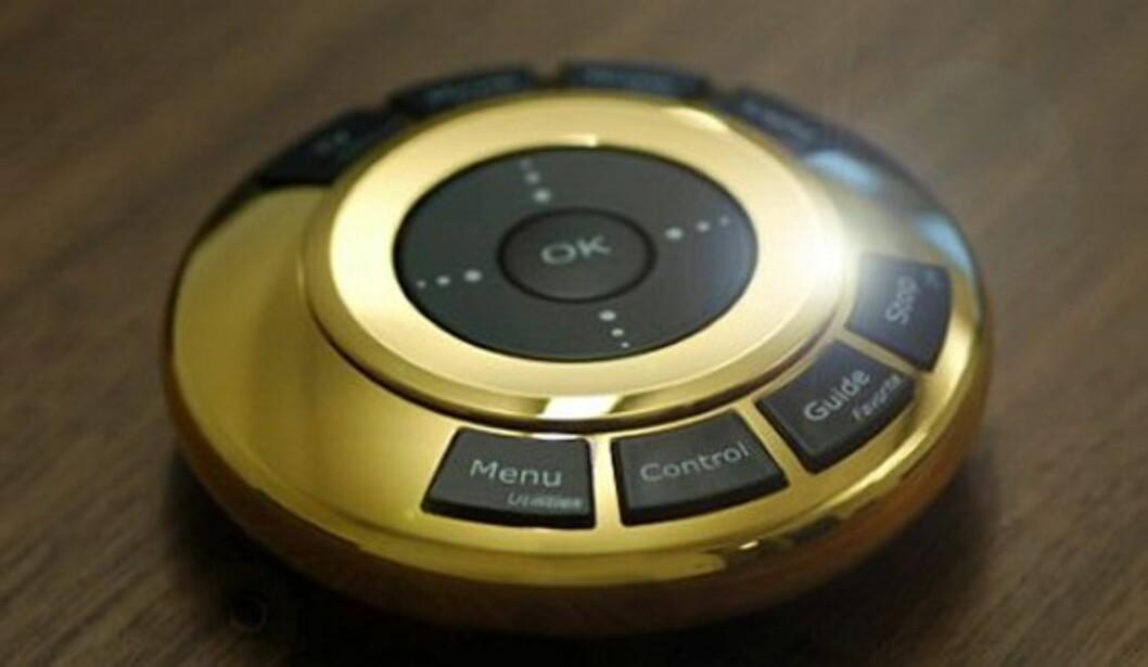Gold RC1 er laget av rent gull