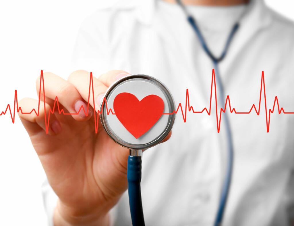 EKG: Undersøkelsen viser oss hvordan hjertet arbeider, og kan gi informasjon om størrelse, rytme og eventuell sykdom i hjertet. Foto: NTB Scanpix/Shutterstock