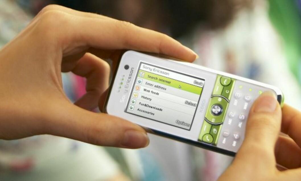 Foto: Sony Ericsson