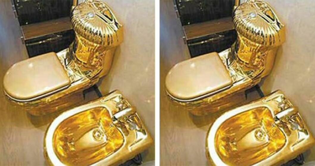 Moscow er en do av gull