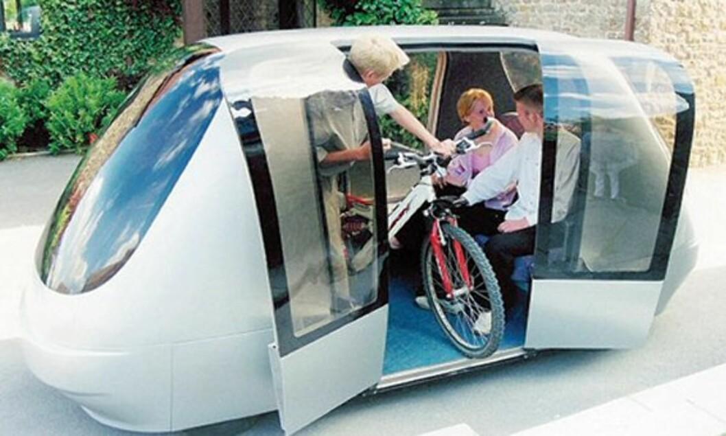 Er Pod Cars fremtiden?