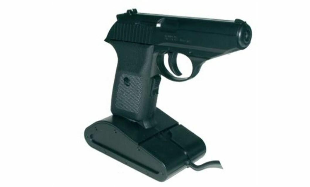 Her er pistolmusa