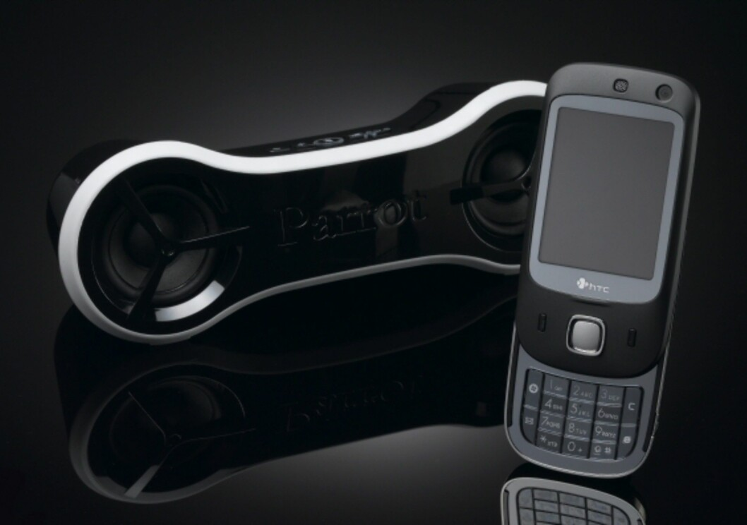 HTC Touch Dual har 3G og HSDPA