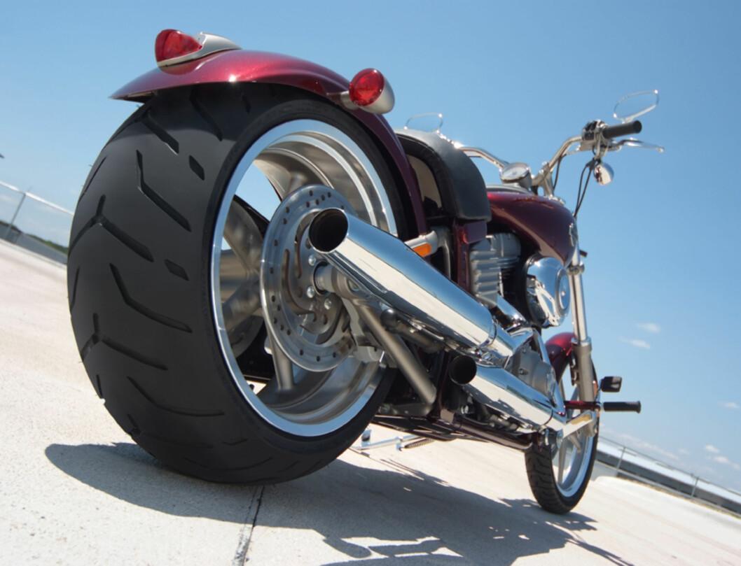 Harley Davidsons 2008-modeller