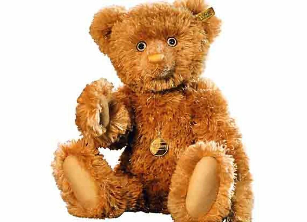 Verdens dyreste teddybjørn
