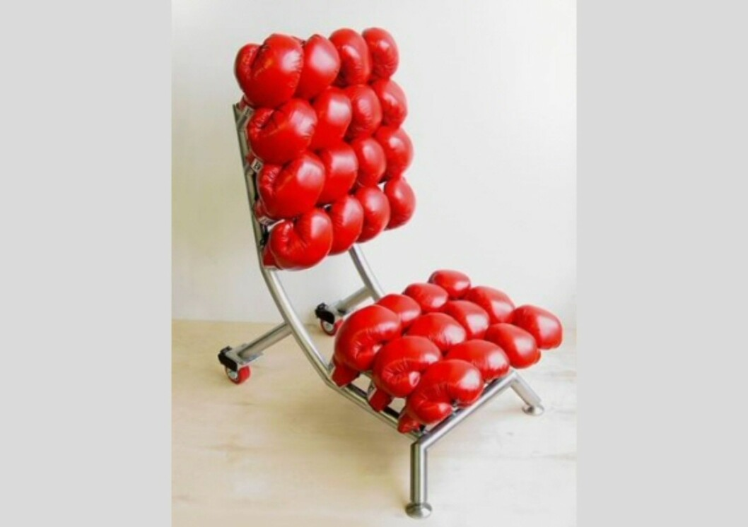 Argument Chair er ikke til å stole på