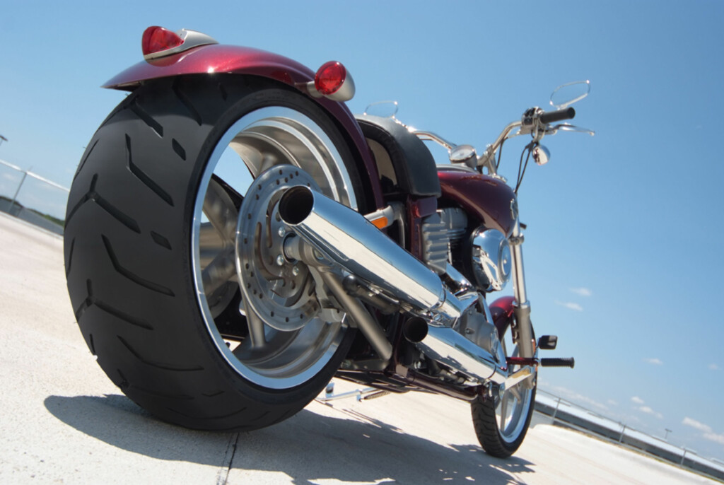 FXCW Softail® Rocker