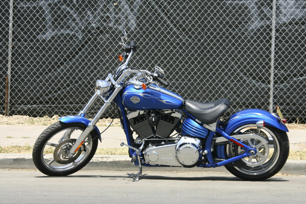 FXCWC Softail® Rocker C