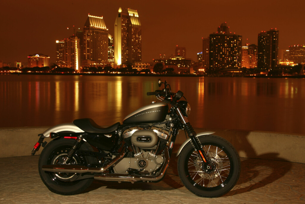 XL 1200 Sportster Nightster