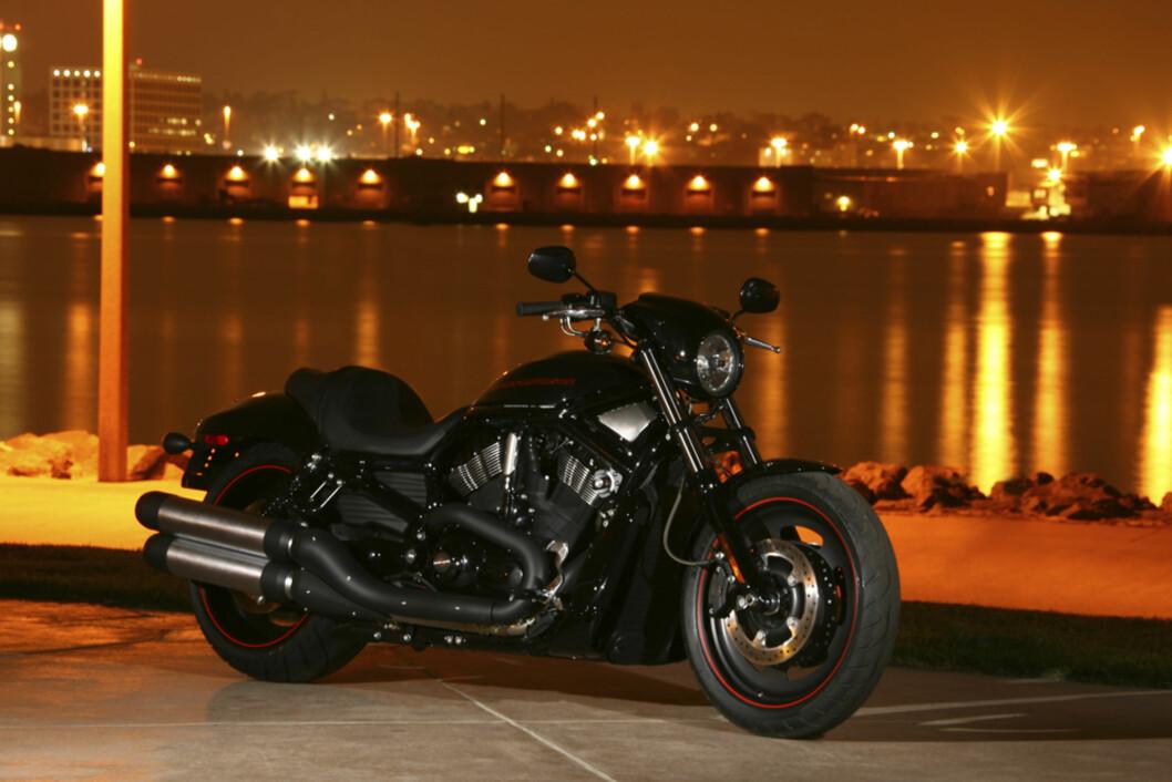 <br /> VRSCDX Night Rod® Special