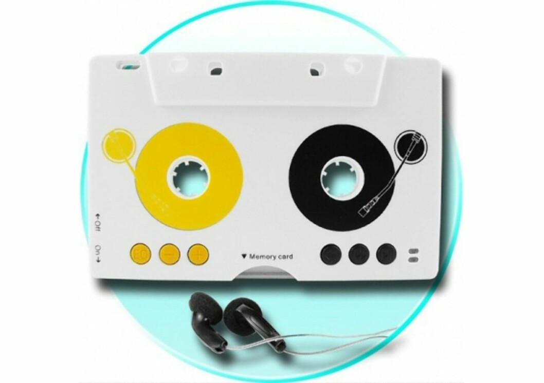 Cassette tape MP3 player