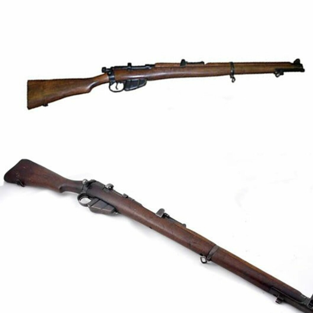 <br /> 5. LEE-ENFIELD SMLE