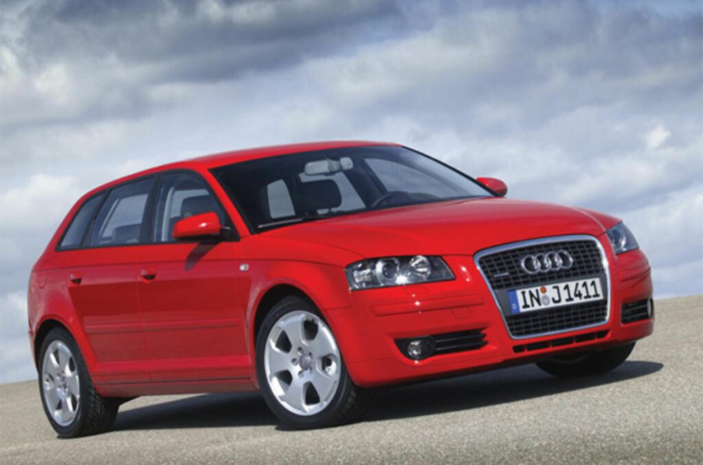 image: De ti skeiveste bilene i 2007