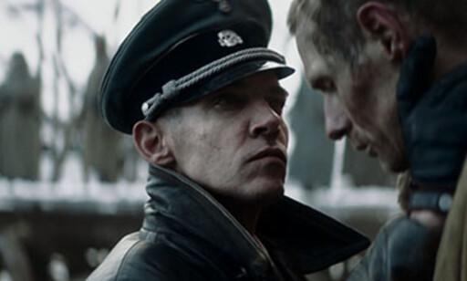 NAZISTEN: Jonathan Rhys Meyers spiller sturmbannführer Kurt Stage. Foto: Nordisk Film / Zwart Arbeid