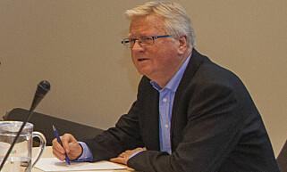 Forsvarer: Ulf E. Hansen. Her avbildet i forbindelse med en annen rettssak i 2012. Foto: Jan-Morten Bjørnbakk / NTB scanpix