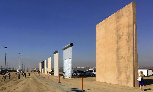 image: Så mye kommer Trumps Mexico-mur til å koste