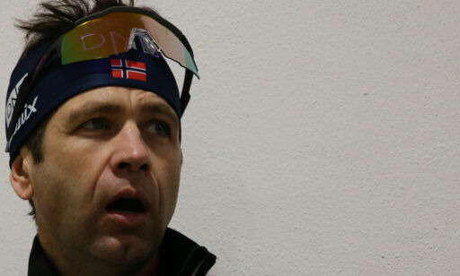 image: Bjørndalen vraket fra stafettlaget