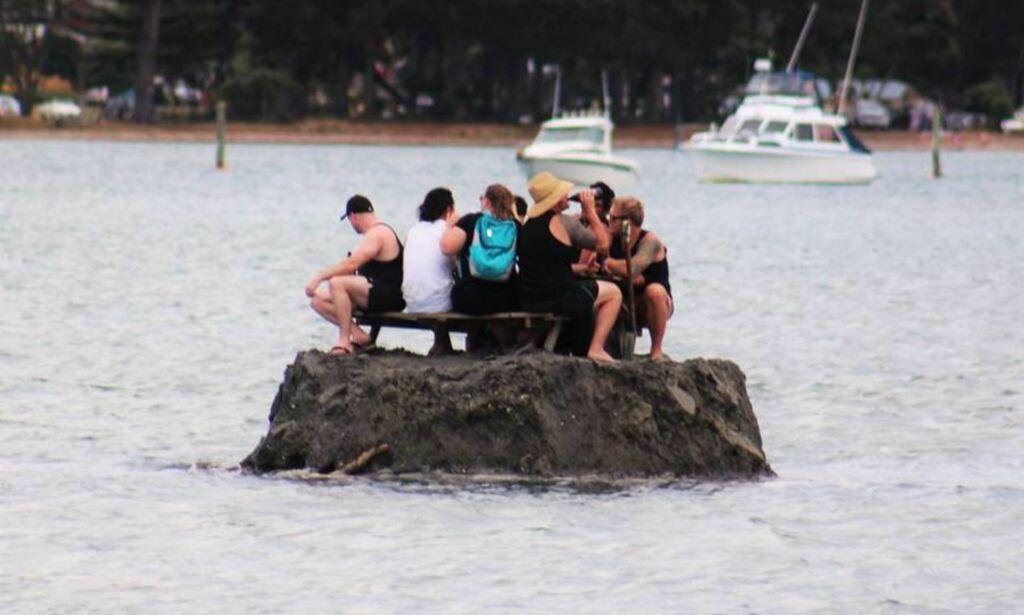image: Nektet å forholde seg til alkoholforbud - bygde øy